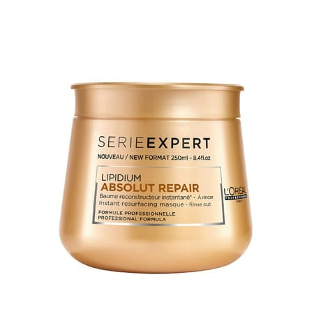 Mascarilla Reparadora Absolut Repair Lipidium 250 ml: L'Oréal Professionnel